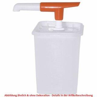 Dispenser 3 l, Portion 30 ml