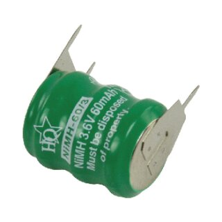 Nimh Akku 3.6 V 80 mAh 1-Packung