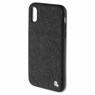 4smarts Hard Cover UltiMAG CAR-CASE für iPhone X, schwarz