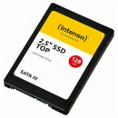 """Intenso 128GB Solid State Drive TOP SATA3 2,5"""""""
