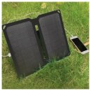 4smarts Foldable Solar Panel 10W with USB-A Connector,...